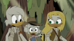 The Forbidden Fountain of the Foreverglades! - Scrooge, Goldie, Webby