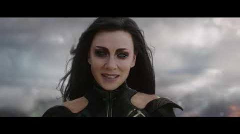 Thor Ragnarok (Dublado) - Trailer