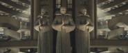 Time Keepers' statues - Loki EP2