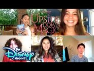 Upside-Down Magic 🎉 - Virtual Scavenger Hunts - Disney Channel-2