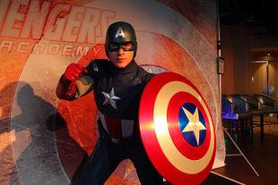 Captain America Avengers Academy 3