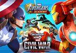 Captain America Civil War Marvel Avengers Academy event