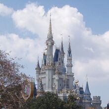 Cinderella Castle at Walt Disney World in Florida.jpg
