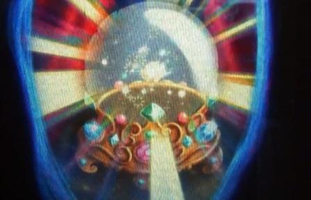 Cristal do Magic Kingdom