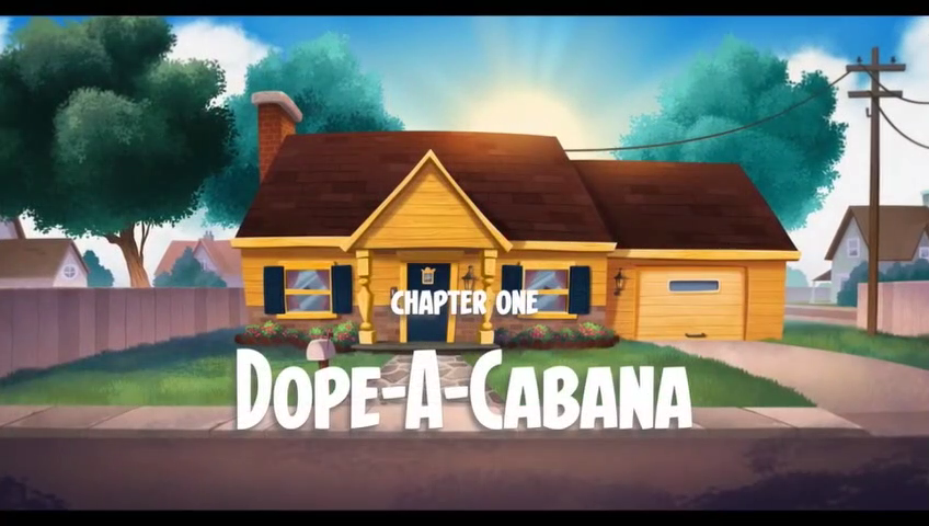 Dope-a Cabana