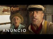Jungle Cruise - Anúncio
