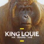 King Louie Vine Poster
