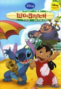 Lilo and stitch disney wonderful world of reading hachette partworks