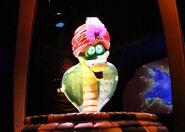 Magic Lamp Theater Snake
