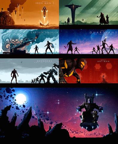 Guardiões da Galáxia (filme)/Galeria