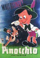 Pinocchio german poster