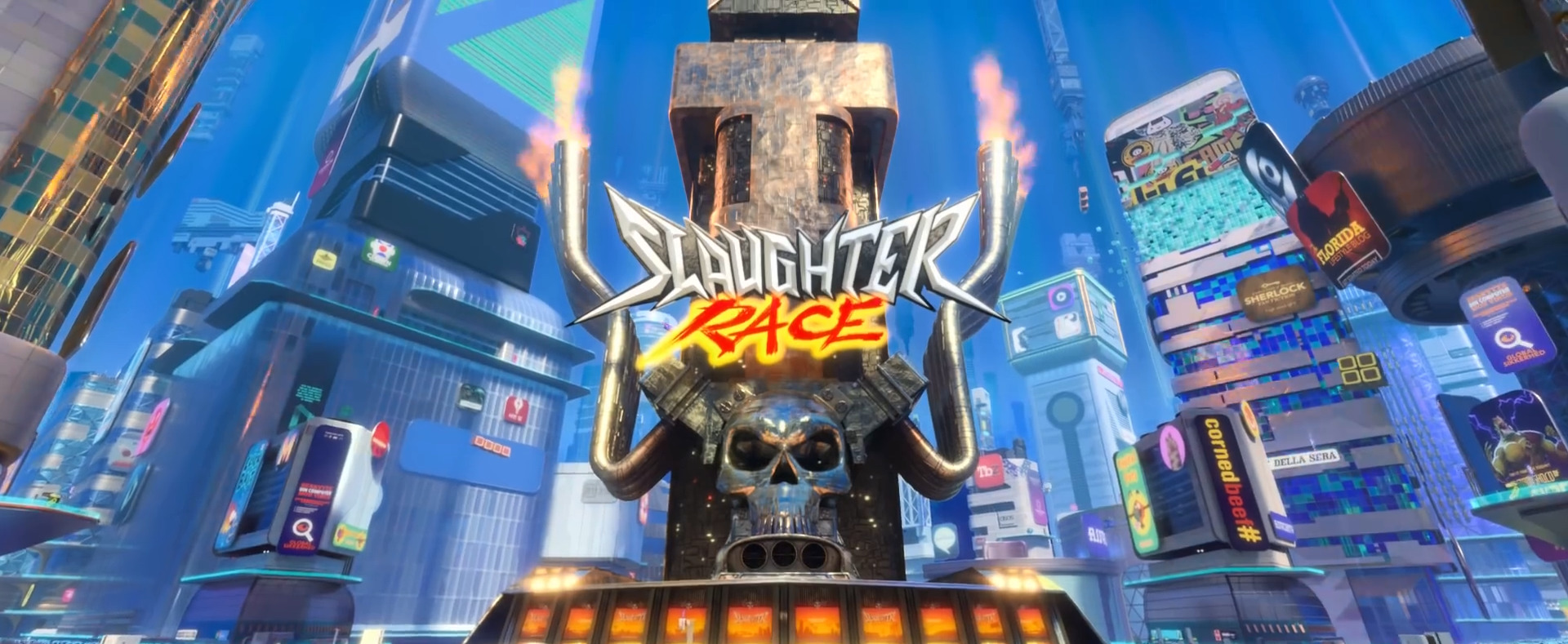 Slaughter Race