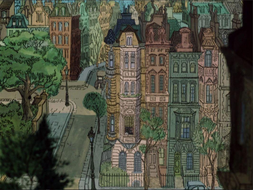 Roger's Apartment