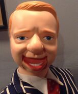Slappy - Colonel Critchlow Sunchbench's ventriloquist dummy