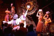 Aladdin's Oasis Dinner Show