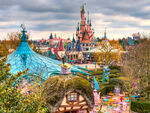 Disney-Park-Paris-France
