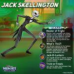 Jack Skellington DHBM Promo