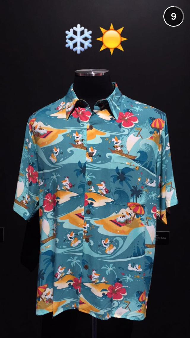 John Lasseter's Olaf Shirt.PNG