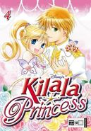 Kilala Princess issue 4 cover