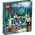 LEGO Raya and the Last Dragon- Raya and the Heart Palace set