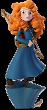 Merida Disney INFINITY render.png