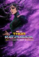 Thor Ragnarok Character Poster 04