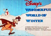 Disney's Wonderful World of Winter