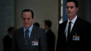 Agents of S.H.I.E.L.D. - 1x07 - The Hub - Coulson and Ward