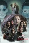 Agents of S.H.I.E.L.D. - 5x12 - The Real Deal - 100th Episode - Season 5 Poster