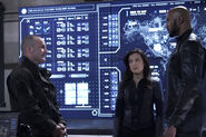 Agents of S.H.I.E.L.D. - 6x07 - Toldja - Photography - Sarge, May and Mack