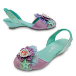 Ariel Costume Shoes flats for Kids