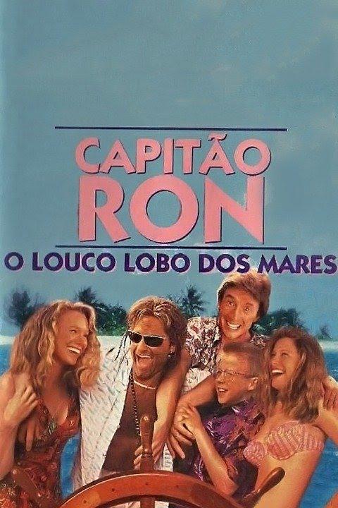 Capitão Ron, O Louco Lobo dos Mares