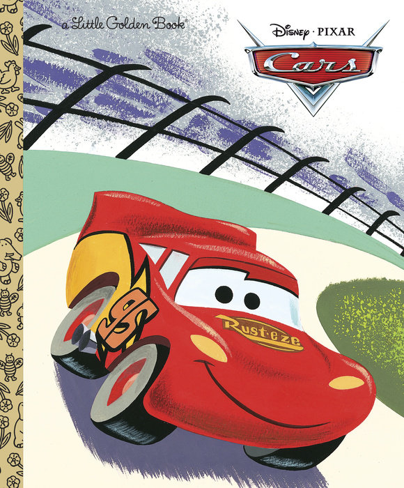 Cars (Little Golden Book)