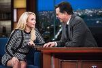Hayden Panettiere late show Stephen Colbert