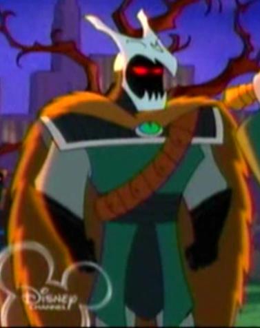 Huntsman (American Dragon: Jake Long)