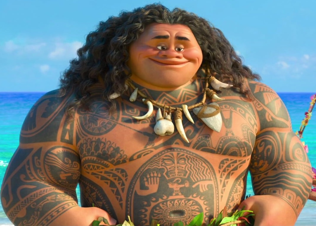 Maui Disney Wiki Fandom