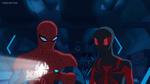 Spiderwoman and Spiderman USM VS s 6 02