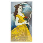 Beauty and the Beast Lithograph Set - Live Action Film - Limited Edition 1