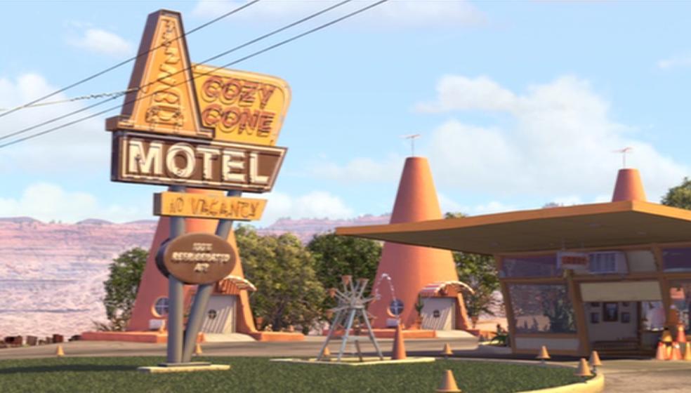 Motel Cozy Cone