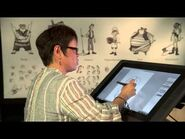 Disney's TINKER BELL AND THE PIRATE FAIRY - Featurette - How To Draw Zarina