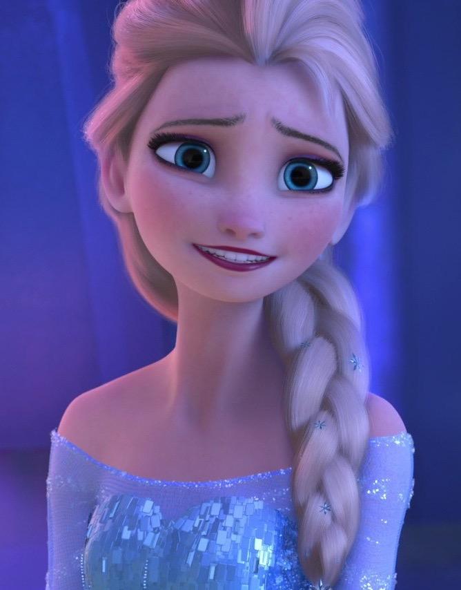 Elsa Eiskönigin
