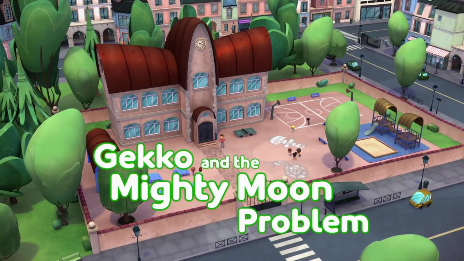 Gekko and the Mighty Moon Problem
