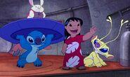 Lilo, Stitch ja Välkky palasivat