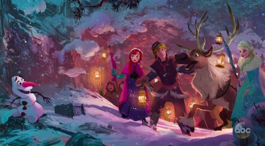 Olaf em uma Nova Aventura Congelante de Frozen/Galeria