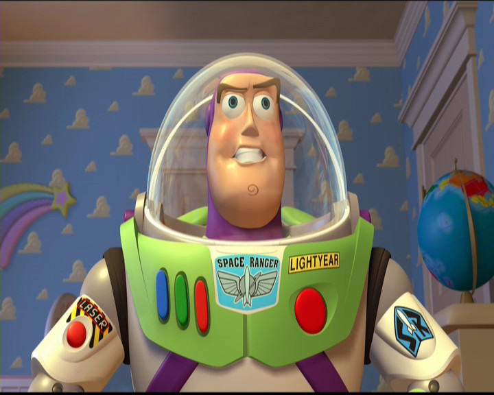 Buzz Lightyear/Galleria