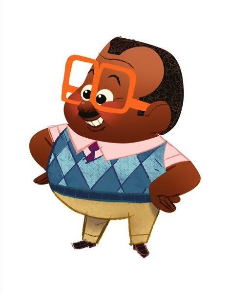 Principal Larry