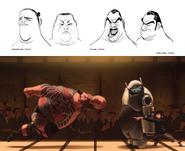 The Art of Big Hero 6 (artbook) 139