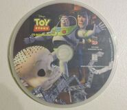 Toy Story game disc