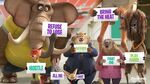 Zootopia cast Super bowl promo