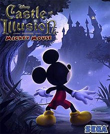 Castle of Illusion Starring Mickey Mouse (gra video 2013)